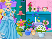 Cinderella Flower Shop Find 10 Diff