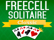 FreeCell Solitaire Classic HTML5