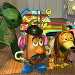 Hidden Numbers Toy Story