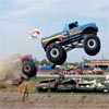 Jumping Monster Truck