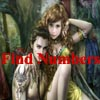 Find Numbers - Fantasy Girls