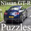 Puzzles Nissan GT-R