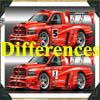 Spot Differences - Race Car
