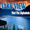 Lake View - Find the Alphabets