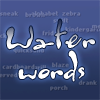 Water words